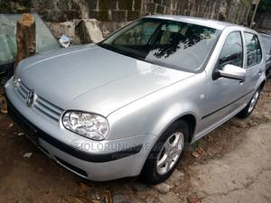 Volkswagen Golf 2002 Silver | Cars for sale in Lagos State, Apapa