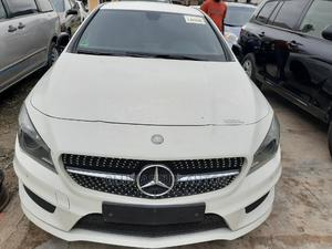 Mercedes-Benz CLA-Class 2014 White | Cars for sale in Lagos State, Ikeja