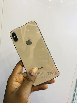 Apple iPhone XS Max 256 GB Gold   Mobile Phones for sale in Abuja (FCT) State, Wuse 2