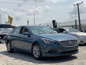 Hyundai Sonata 2016 Blue | Cars for sale in Lagos State, Lekki