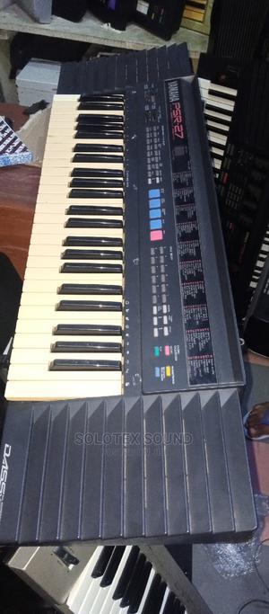 Original PSR27 Yamaha Keyboard   Musical Instruments & Gear for sale in Lagos State, Ikotun/Igando