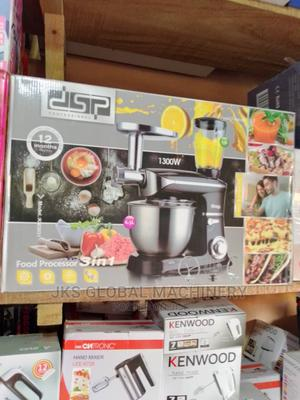 3 in 1 Cake Mixer, Meat Grinder and Blender | Restaurant & Catering Equipment for sale in Lagos State, Ojo
