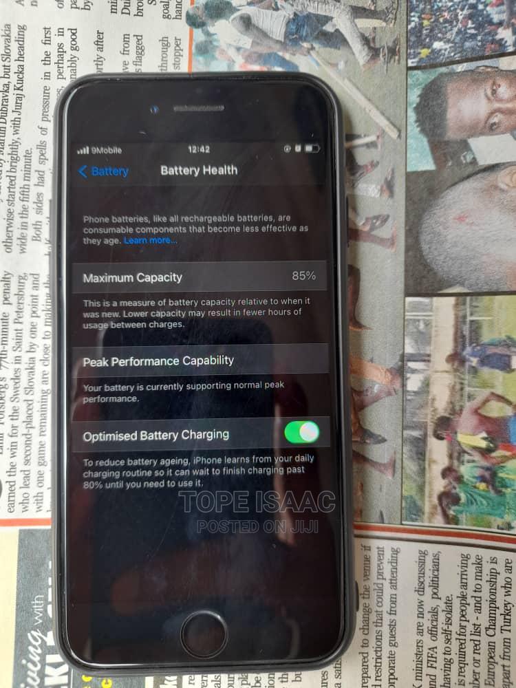 Apple iPhone 7 128 GB Black   Mobile Phones for sale in Ibadan, Oyo State, Nigeria