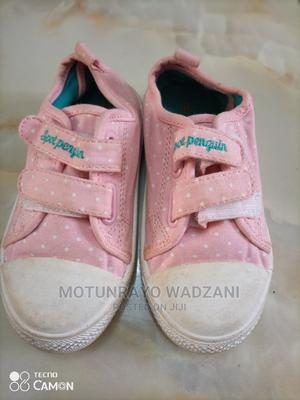 Pink Polka Dot Sneakers   Children's Shoes for sale in Abuja (FCT) State, Gwarinpa