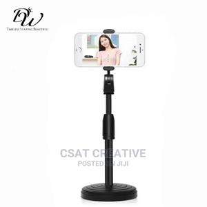 Phone Stand Bracket for Live Broadcast | TV & DVD Equipment for sale in Lagos State, Ikeja