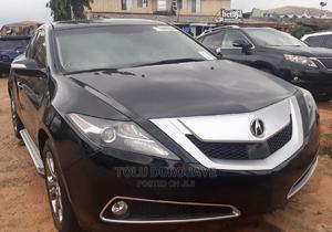 Acura ZDX 2010 Base AWD Black | Cars for sale in Lagos State, Ikotun/Igando