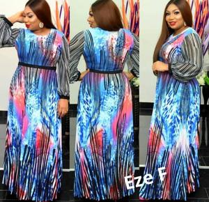 Flowing Long Gown | Clothing for sale in Lagos State, Lagos Island (Eko)