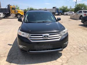 Toyota Highlander 2011 Black | Cars for sale in Lagos State, Ojodu