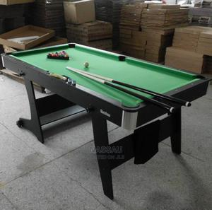 Nashua 6ft Snooker Table With Tennis | Sports Equipment for sale in Lagos State, Ikeja