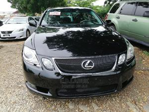 Lexus GS 2007 300 Black | Cars for sale in Abuja (FCT) State, Galadimawa