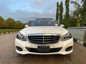 Mercedes-Benz E350 2013 White   Cars for sale in Abuja (FCT) State, Katampe