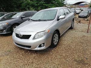 Toyota Corolla 2010 Silver | Cars for sale in Abuja (FCT) State, Galadimawa
