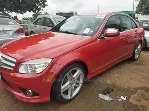 Mercedes-Benz C350 2007 Red   Cars for sale in Lagos State, Magodo
