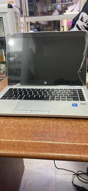 Laptop HP EliteBook Folio 9480M 4GB Intel Core I7 500GB   Laptops & Computers for sale in Lagos State, Ikeja