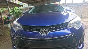 Toyota Corolla 2014 Blue | Cars for sale in Lagos State, Isolo