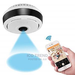 360 Degree Panoramic Wifi IP Camera 1080P Fisheye   Security & Surveillance for sale in Lagos State, Ikeja