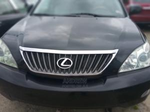 Lexus RX 2008 350 Black | Cars for sale in Lagos State, Alimosho