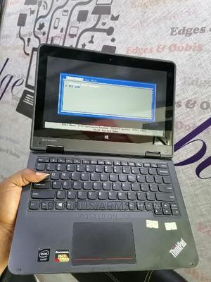 Laptop Lenovo ThinkPad Yoga 4GB Intel Celeron HDD 250GB   Laptops & Computers for sale in Lagos State, Ikeja