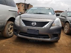 Nissan Versa 2012 Gray   Cars for sale in Lagos State, Agege