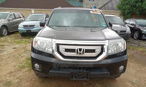 Honda Pilot 2010 LX 4dr SUV (3.5L 6cyl 5A) Black | Cars for sale in Lagos State, Ikeja