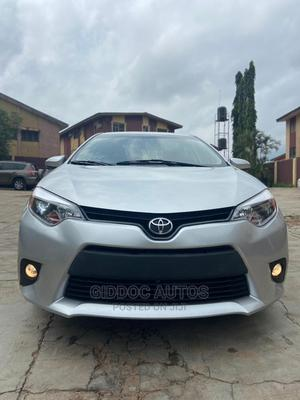 Toyota Corolla 2014 Silver | Cars for sale in Oyo State, Ibadan