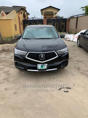 Acura MDX 2018 Black   Cars for sale in Lagos State, Ikoyi
