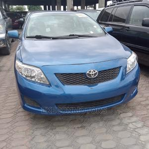 Toyota Corolla 2010 Blue   Cars for sale in Lagos State, Amuwo-Odofin