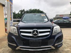 Mercedes-Benz GLK-Class 2013 Gray | Cars for sale in Lagos State, Ikeja