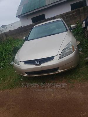 Honda Accord 2007 Gold | Cars for sale in Kwara State, Ilorin West