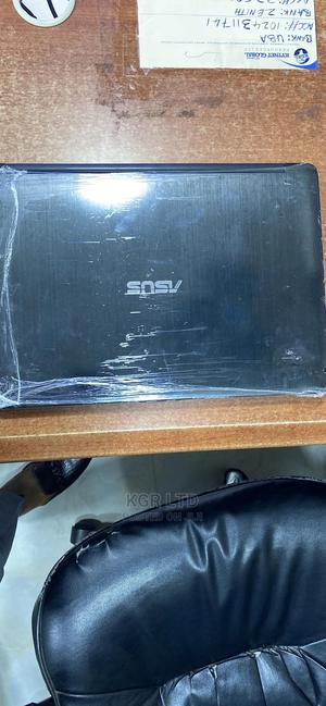 Laptop Asus Q502 8GB Intel Core I5 500GB   Laptops & Computers for sale in Lagos State, Ikeja
