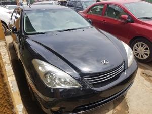 Lexus ES 2004 330 Sedan Black | Cars for sale in Lagos State, Agege