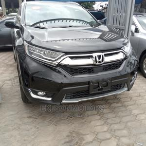Honda CR-V 2019 Touring FWD Black | Cars for sale in Lagos State, Amuwo-Odofin