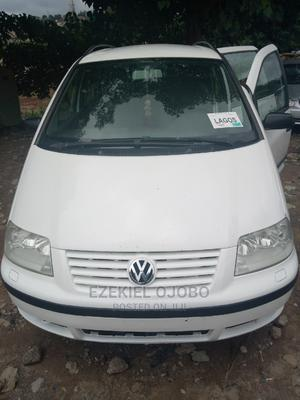 Volkswagen Sharan 2005 1.8 T White   Cars for sale in Abuja (FCT) State, Karu