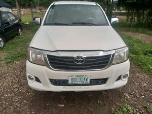 Toyota Hilux 2010 White | Cars for sale in Abuja (FCT) State, Central Business District
