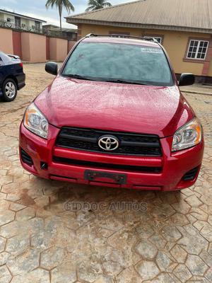 Toyota RAV4 2011 2.5 4x4 Red | Cars for sale in Oyo State, Ibadan