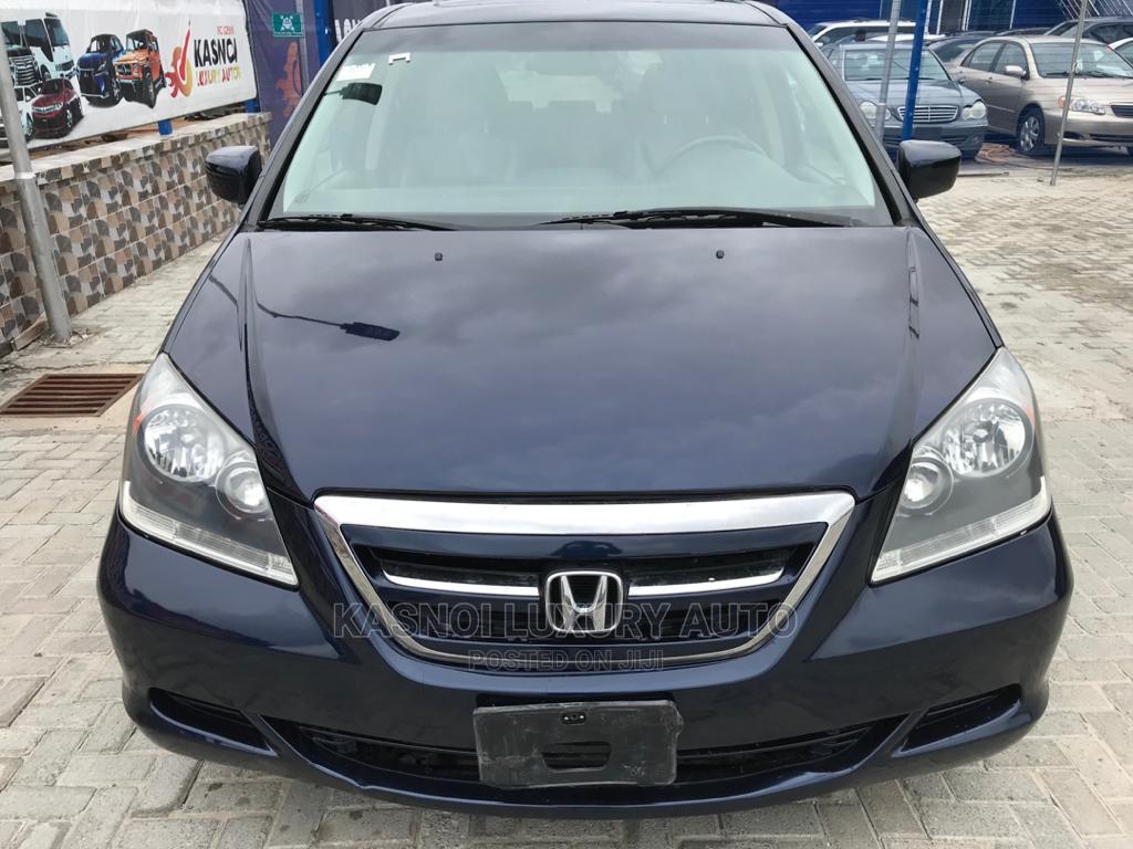 Honda Odyssey 2008 EX-L Blue