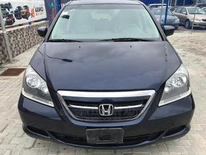 Honda Odyssey 2008 EX-L Blue | Cars for sale in Lagos State, Ajah