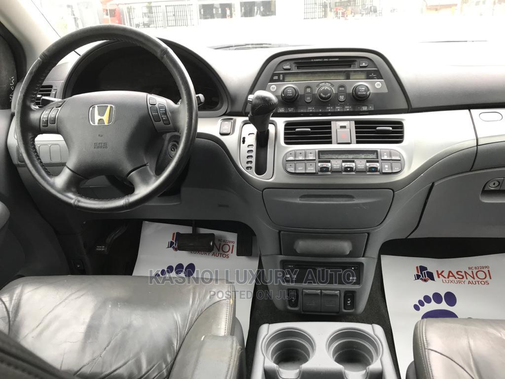 Honda Odyssey 2008 EX-L Blue | Cars for sale in Ajah, Lagos State, Nigeria