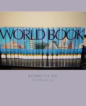 World Book Encyclopedia | Books & Games for sale in Lagos State, Surulere