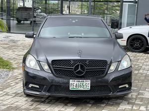 Mercedes-Benz E350 2010 Black | Cars for sale in Abuja (FCT) State, Central Business District