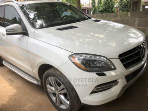 Mercedes-Benz M Class 2013 ML 350 4Matic White | Cars for sale in Lagos State, Ikeja