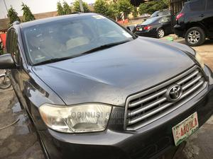 Toyota Highlander 2008 4x4 Gray   Cars for sale in Lagos State, Ikeja