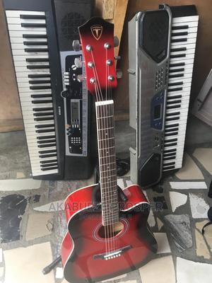 Original Box Guitar   Musical Instruments & Gear for sale in Oyo State, Ibadan