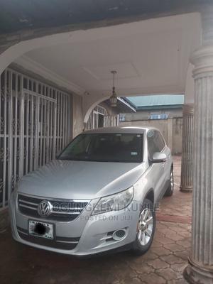 Volkswagen Tiguan 2010 Silver | Cars for sale in Oyo State, Ibadan
