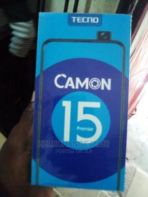 New Tecno Camon 15 Premier 128 GB Black | Mobile Phones for sale in Lagos State, Ikeja