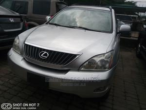 Lexus RX 2008 350 Silver | Cars for sale in Lagos State, Magodo