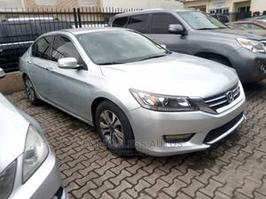 Honda Accord 2015 Silver | Cars for sale in Lagos State, Magodo