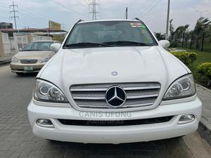 Mercedes-Benz M Class 2005 White | Cars for sale in Lagos State, Ajah