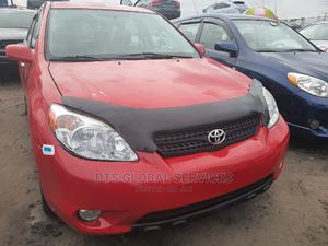 Toyota Matrix 2006 Red | Cars for sale in Lagos State, Apapa