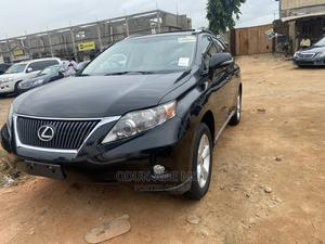 Lexus RX 2010 350 Black | Cars for sale in Lagos State, Ikotun/Igando